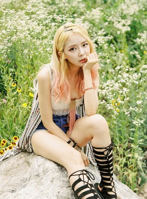 스텔라(Stellar) - 펑펑울었어(Cry) Hyoeun 2016