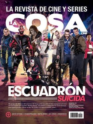'Suicide Squad' Covers La Cosa Cine
