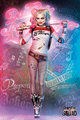 'Suicide Squad' Retail Poster ~ Harley Quinn