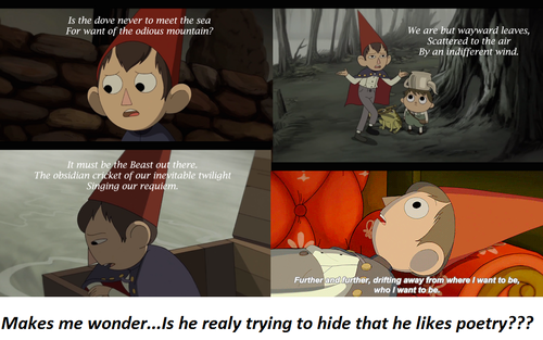 Over The Garden uithangbord achtergrond titled ?????????????????????