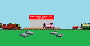 10 年 Celebration