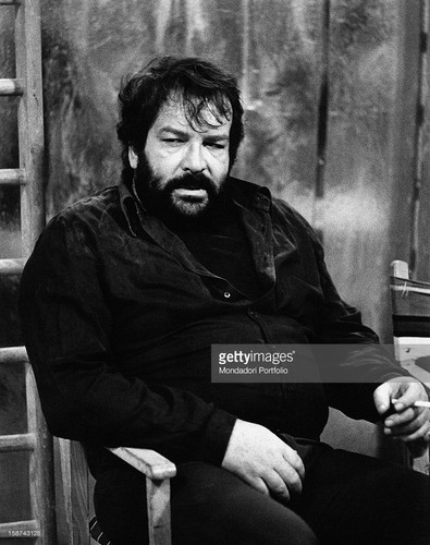 Bud Spencer 바탕화면 probably containing a sign titled 158743128