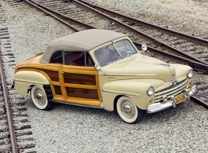 1947 Ford Super Deluxe Sportsman Cabriolet