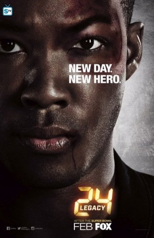 24: Legacy - Comic-Con Promotional Poster