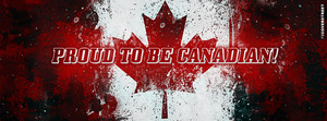 Proud to be a Canadian eh!