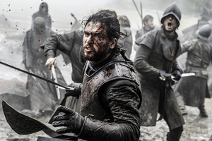6x09- Battle of the Bastards