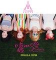 9musesA Debut teaser image for ''Lip 2 Lip'' - nine-muses photo