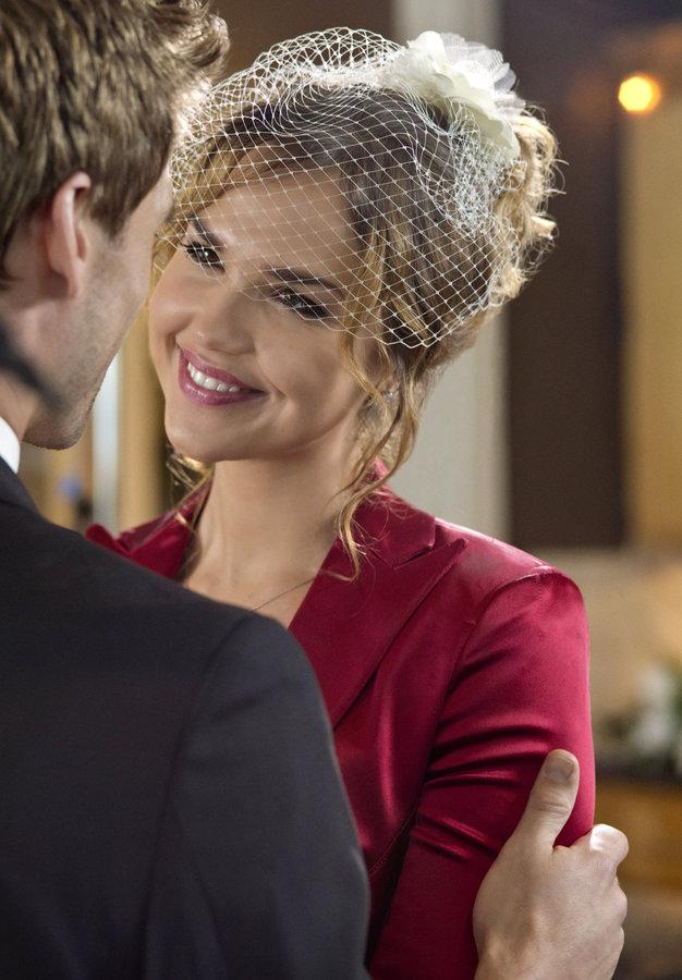 A Bride For Christmas.A Bride For Christmas Hallmark Movies Photo 39753917