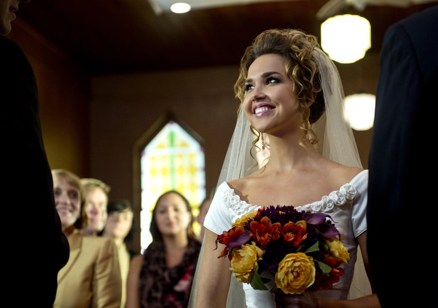 A Christmas Bride.A Bride For Christmas Hallmark Movies Photo 39753923