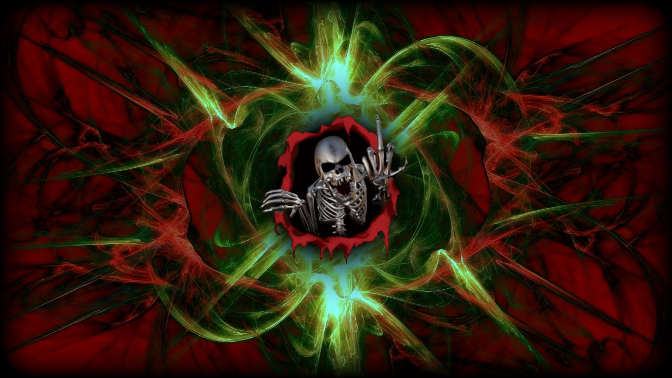 "Awesome Skull Wallpapers Wallpapers Browse: AWESOME SKULLS "" N "" STUFF 照片 (39704854"