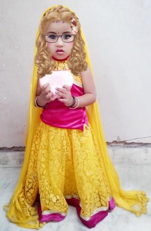 Aashu{Little Angel}