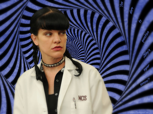 Abby Sciuto wallpaper entitled Abby's super senses (1024x768)