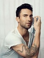 Adam Levine - music photo
