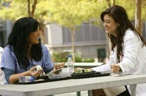 Addison and Callie