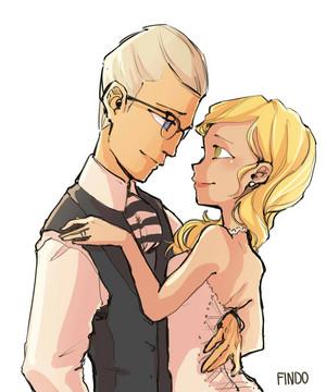 Adrien's Parents