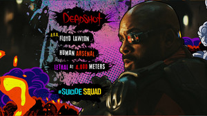 Advance Ticket Promos - Deadshot