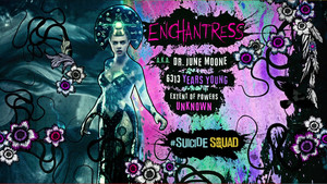 Advance Ticket Promos - Enchantress