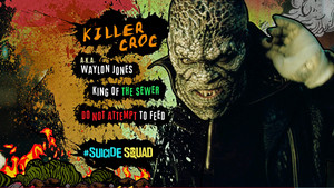 Advance Ticket Promos - Killer Croc
