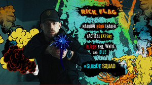 Advance Ticket Promos - Rick Flag