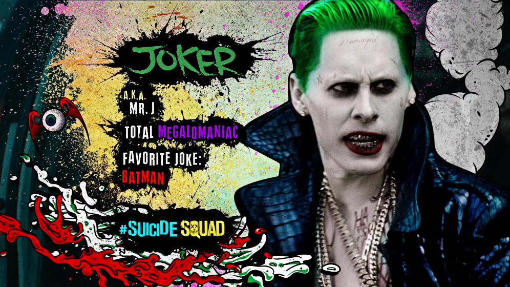 Advance Ticket Promos - The Joker