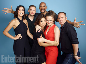 Agents of S.H.I.E.L.D. Cast @ Comic-Con 2016