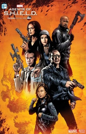 Agents of S.H.I.E.L.D. - Season 4 - Key Art