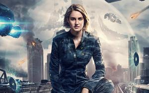 Allegiant वॉलपेपर - Tris