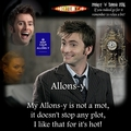 Allons-y - doctor-who fan art