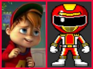 Alvin/Driven Red