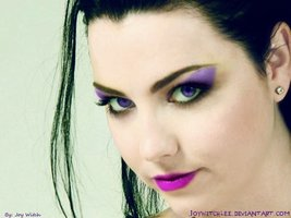 Amy Lee wallpaper with a portrait called Amy Lee