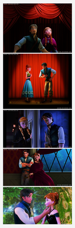 Anna/Flynn Rider