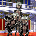 Ant Girls - monster-girl-quest photo