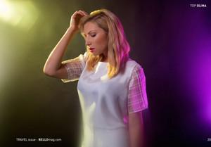 Ari Graynor - Bello Magazine Photoshoot - May 2014