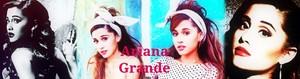 Ariana Grande - profaili Banner