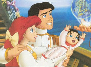 Ariel, Eric and baby Melody