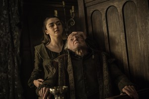 Arya Stark and Walder Frey