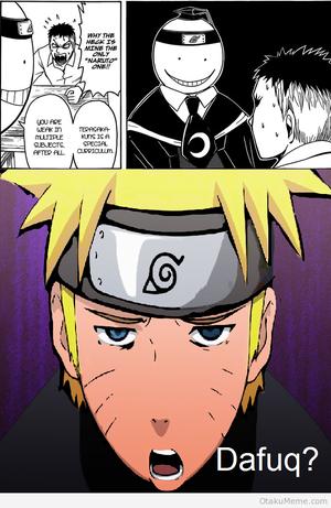 Assassination Naruto :')