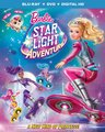 Barbie bintang Light Adventure Blu-ray Cover