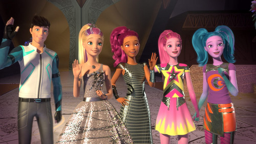 film barbie wallpaper titled barbie bintang Light Adventure