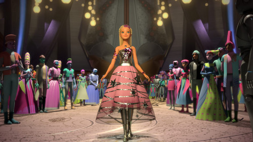 filmes de barbie wallpaper possibly containing a baterista and a show, concerto called barbie estrela Light Adventure