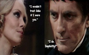 Barnabas Trusts Julia