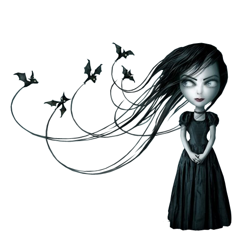 Halloween fond d'écran called BatGirl