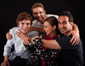 Bates Motel Cast at Comic Con 2016