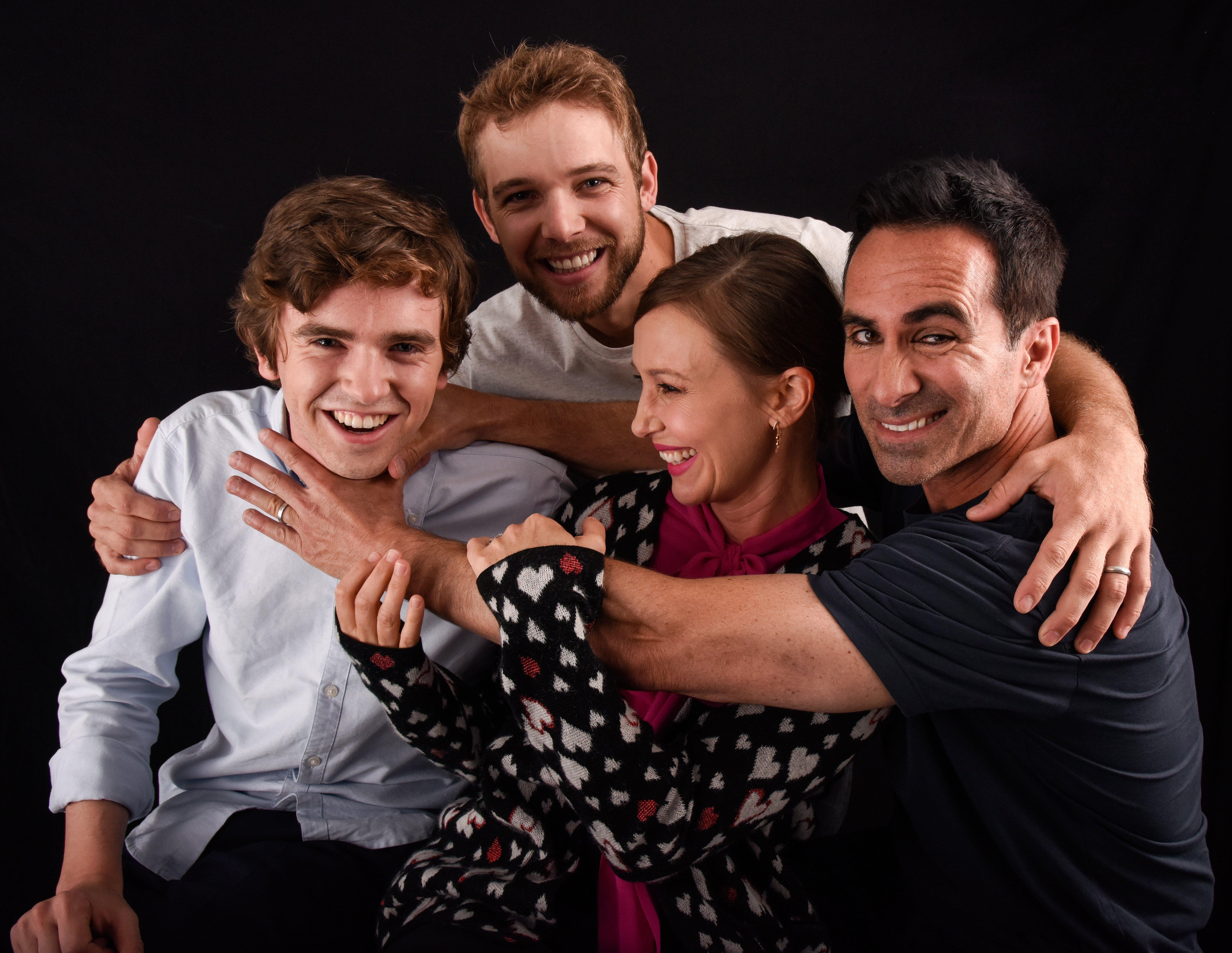 Bates Motel Cast at Comic Con 2016