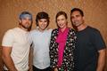 Bates Motel Cast at Comic Con 2016 - bates-motel photo