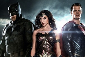 蝙蝠侠 V 超人 Zack Snyder Trinity