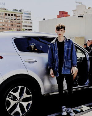 Behind the Scenes with Troye Sivan