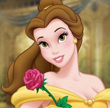 Childhood Animated Movie Characters wallpaper probably containing a portrait titled Belle