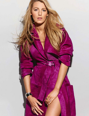 Blake Lively - Elle Photoshoot - June 2016