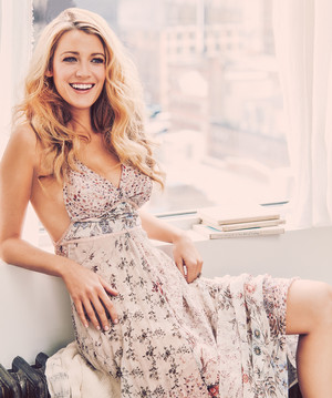 Blake Lively - Guy Aroch Photoshoot - April 2016